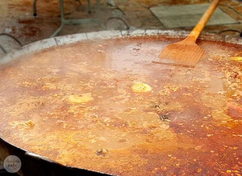 Yunquera, Feria del vino y la castaña