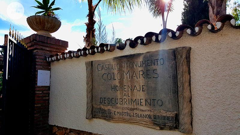 entrada-al-castillo-colomares-benalmádena