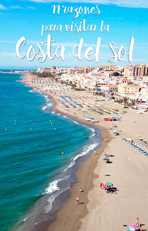 11 razones para visitar la Costa del Sol Occidental