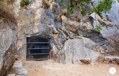 Visitar la Cueva de la Pileta con niños