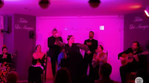 Inauguración Tablao Flamenco «Los Amayas»